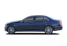 Mercedes-Benz E 200 9G-TRONIC (seit 2016) Seite links