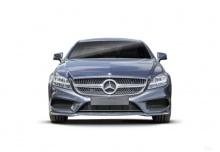 Mercedes-Benz CLS 250 d 9G-TRONIC (2016-2016) Front