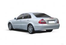 Mercedes-Benz E 420 CDI 7G-TRONIC (2006-2009) Heck + links