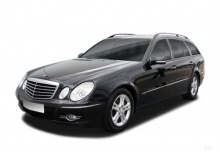 Mercedes-Benz E 230 T 7G-TRONIC (2007-2009) Front + links