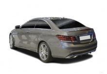 Mercedes-Benz E 350 Coupe 7G-TRONIC (2013-2013) Heck + links
