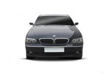 BMW 745d (2005-2005, E65) Front