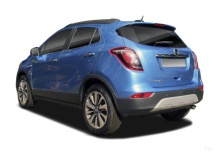 Opel Mokka X 1.6 ecoFLEX Start/Stop (seit 2016) Heck + links
