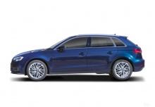 Audi A3 1.6 TDI Sportback (seit 2017) Seite links