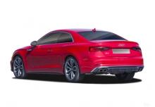 Audi S5 Sportback 3.0 TFSI quattro tiptronic (seit 2016) Heck + links