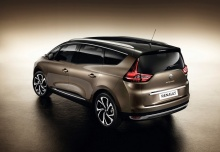 Renault Grand Scenic ENERGY TCe 115 (2016-2016) Heck + links