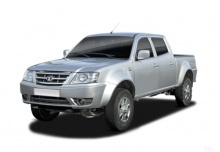Tata Xenon (2009-2012) Front + links