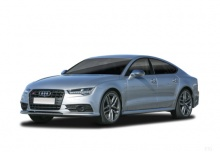 Audi RS7 (2015-2015) Front + links