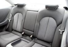 Mercedes-Benz CLK Coupe 200 Kompressor (2005-2006) Innenraum