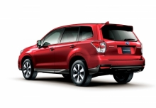 Subaru Forester 2.0D Lineartronic (seit 2016) Heck + links