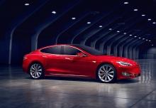 Tesla Tesla Model S 60 (seit 2016) Seite rechts