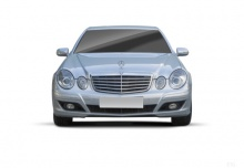 Mercedes-Benz E 420 CDI 7G-TRONIC (2006-2009) Front