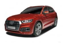 Audi Q5 2.0 TFSI quattro S tronic (seit 2016) Front + links