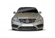 Mercedes-Benz E 320 Coupe 7G-TRONIC (2015-2015) Front