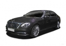 Mercedes-Benz S 63 AMG L 4Matic+ 9G-TRONIC (2017-2017) Front + links