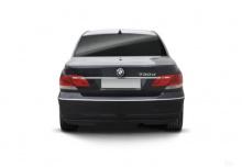 BMW 745d (2005-2005, E65) Heck