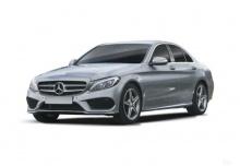Mercedes-Benz C 160 9G-TRONIC (seit 2016) Front + links
