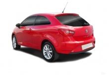 Seat Ibiza SC 1.0 Eco TSI S&S DSG (seit 2015) Heck + links