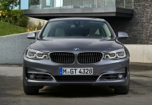 BMW 320i GT (seit 2016) Front