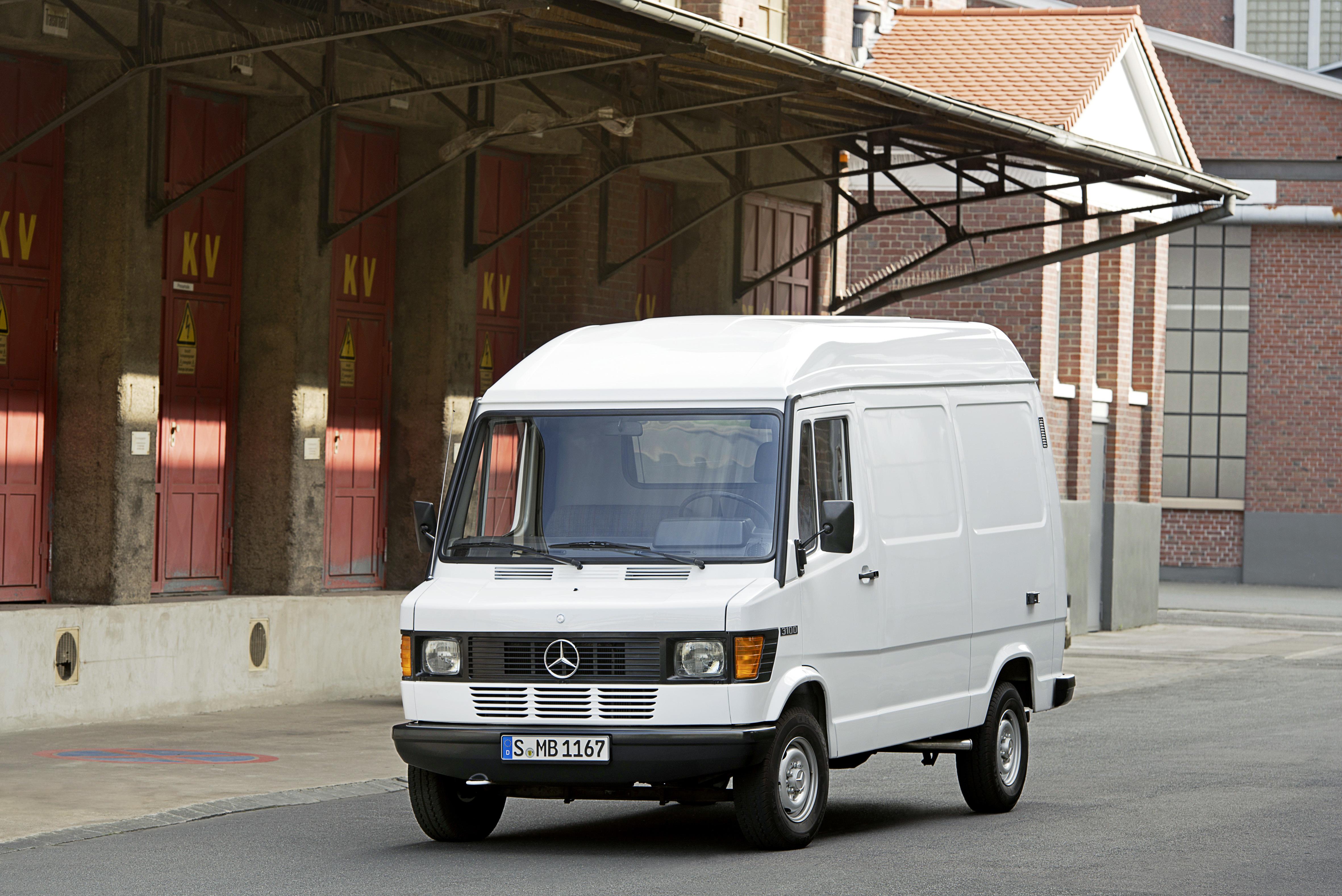 Mercedes-Benz T1 Transporter (1988 - 1995)