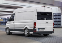 VW Crafter 30 TDI (seit 2016) Heck + links