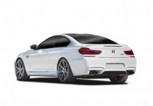 BMW M6 Coupe (seit 2015) Heck + links