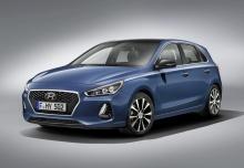 Hyundai i30 1.4 (seit 2017) Front + links