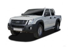Isuzu D-Max 4x2 Single Cab (2012-2012) Front + links