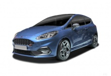 Ford Fiesta 1.1 (seit 2017) Front + links