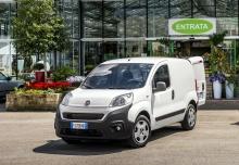 Fiat Fiorino (seit 2016) Front + links