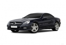 Mercedes-Benz SL 300 7G-TRONIC (2010-2010) Front + links