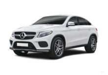 Mercedes-Benz GLE Coupe 500 4Matic 9G-TRONIC (seit 2015) Front + links