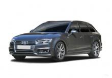 Audi S4 Avant 3.0 TFSI quattro tiptronic (2016-2016) Front + links