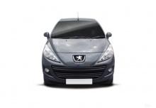 Peugeot 207 CC FAP 110 (2014-2014) Front