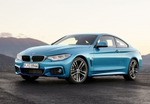 BMW 420i Gran Coupe (seit 2016) Front + links