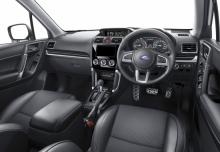 Subaru Forester 2.0D Lineartronic (seit 2016) Armaturenbrett