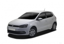 VW Polo 1.0 (seit 2016) Front + links