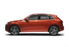 Audi Q5 2.0 TFSI quattro S tronic (seit 2016) Seite links