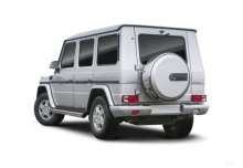 Mercedes-Benz G 55 AMG Automatik (2008-2012) Heck + links