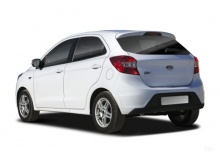 Ford Ka+ 1.2 Ti-VCT (2016-2016) Heck + links
