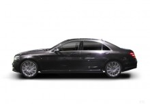 Mercedes-Benz S 63 AMG L 4Matic+ 9G-TRONIC (2017-2017) Seite links