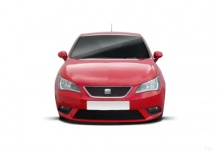 Seat Ibiza SC 1.0 Eco TSI S&S DSG (seit 2015) Front