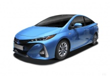 Toyota Prius Hybrid (seit 2016) Front + links