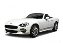 Fiat 124 Spider 1.4 MultiAir Turbo (seit 2016) Front + links