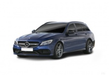Mercedes-Benz AMG C 43 4Matic T 9G-TRONIC (2016-2016) Front + links