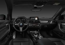 BMW M2 Coupe (2017-2017) Armaturenbrett