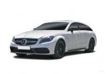 Mercedes-Benz CLS Shooting Brake 63 AMG 4Matic AMG SPEEDSH. MCT (2014-2014) Front + links