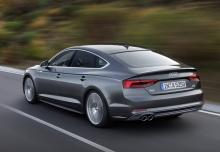 Audi A5 Sportback 2.0 TFSI S tronic (2016-2017) Heck + links