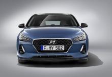 Hyundai i30 1.4 (seit 2017) Front