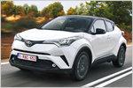 Toyota C-HR im Test mit technischen Daten und Preisen zur Markteinf...